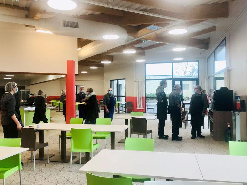 Laouen, le nouveau restaurant de l'ESAT de Carhaix