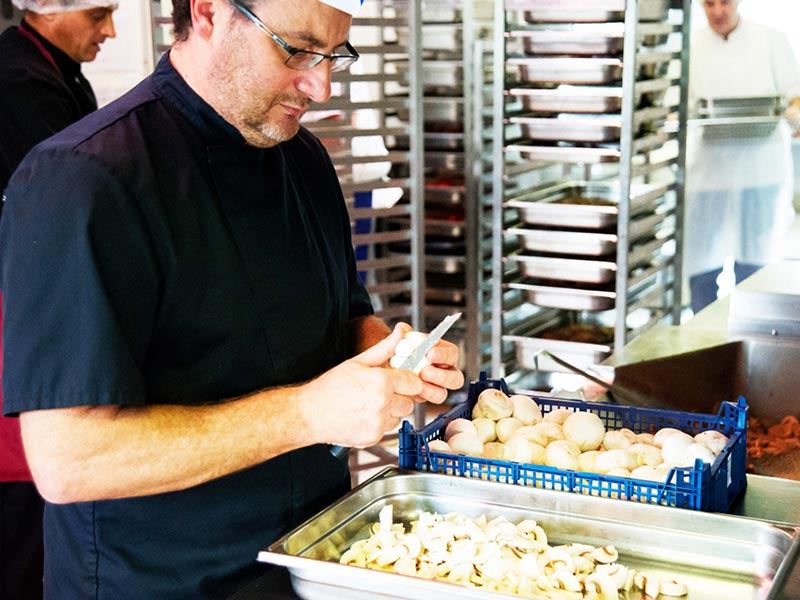 Une nouvelle cuisine centrale pour les Ateliers de Cornouaille