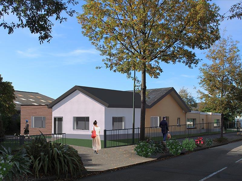 Restructuration des Foyers UVE de Ty Bos et Keromnès