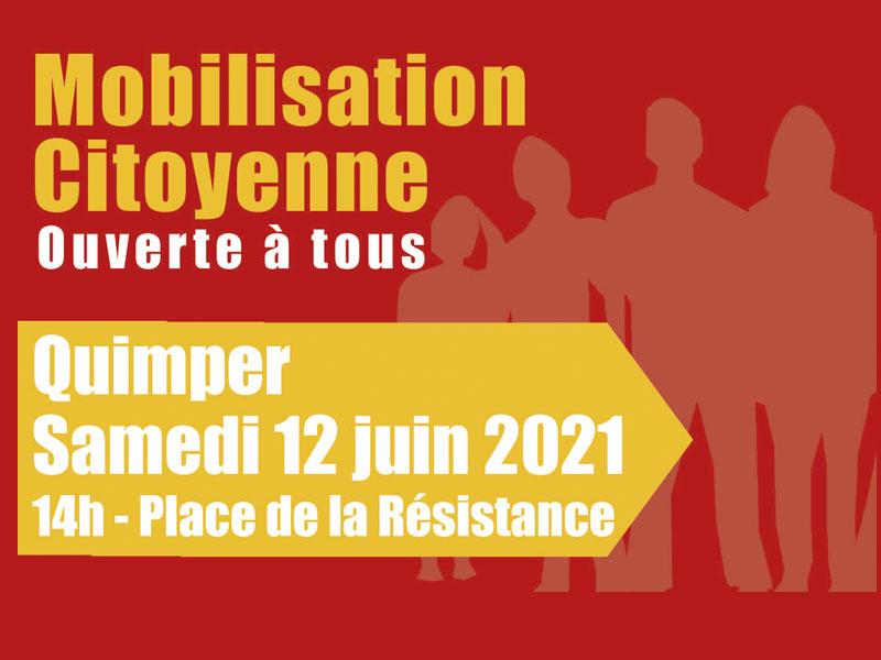 12 juin 2021 : mobilisation citoyenne pour l'action sociale et médico-sociale en Bretagne